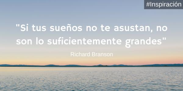 Las 10 Frases Favoritas De Richard Branson Sobre Los Sueños