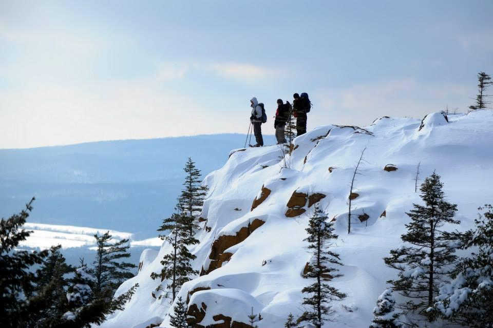 Sentiers Pédestres des 3 Monts de Coleraine