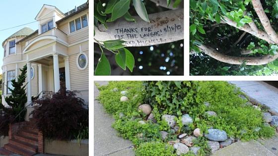 Visitando la casa de Mrs Doubtfire en San Francisco