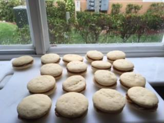Receta Para Preparar Alfajores De Maicena Valeria Landivar