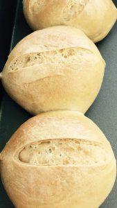 Pan baguette - Receta de Cecilia Landivar 001