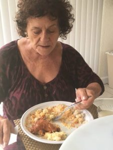 Picante de pollo Receta de Cecilia Landivar 012