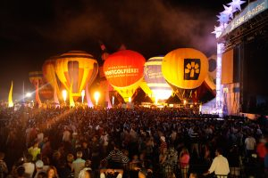 El International de Montgolfières, un festival para toda la familia -05