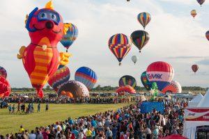 El International de Montgolfières, un festival para toda la familia -06