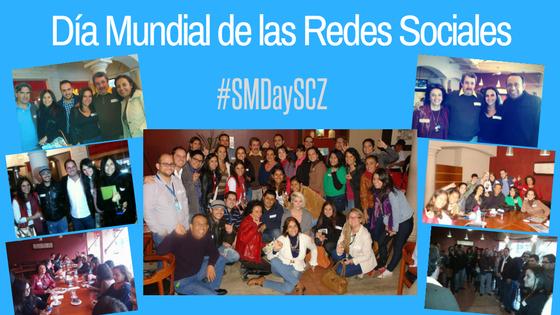 Día Mundial de las Redes Sociales 2018 en Santa Cruz, Bolivia