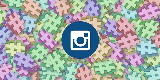 Lista de hashtags populares para Instagram