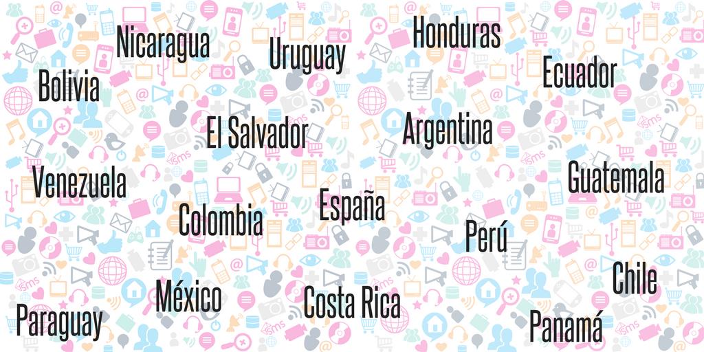 ¿Cuantos usuarios hispanos hay en Internet y en las Redes Sociales?