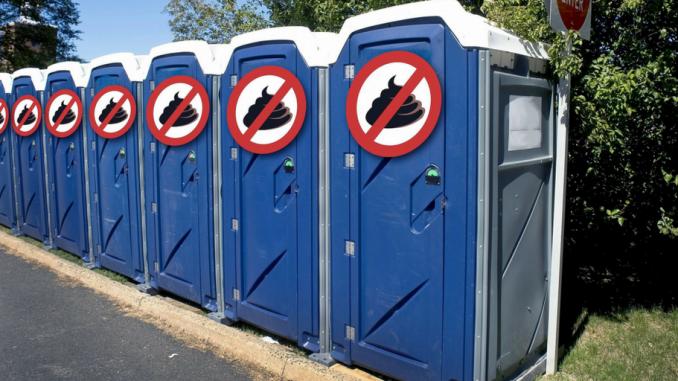 22.000 personas firman limpiar baños a cambio de WiFi gratis