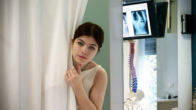 Escoliosis: Iniciar el uso del corsé