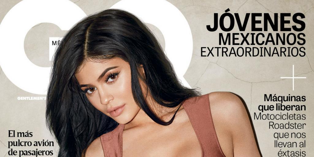 Kylie Jenner posa en exclusiva para GQ México y Latinoamérica en su edición de agosto