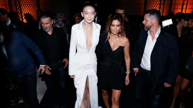 Messika y Gigi Hadid celebran diez años de la colección Move durante la Semana de la Moda de París