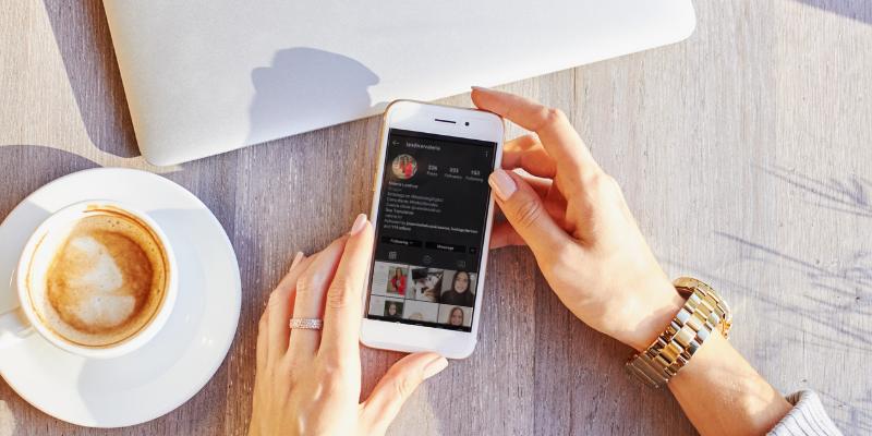 Cómo conseguir más tráfico en Instagram